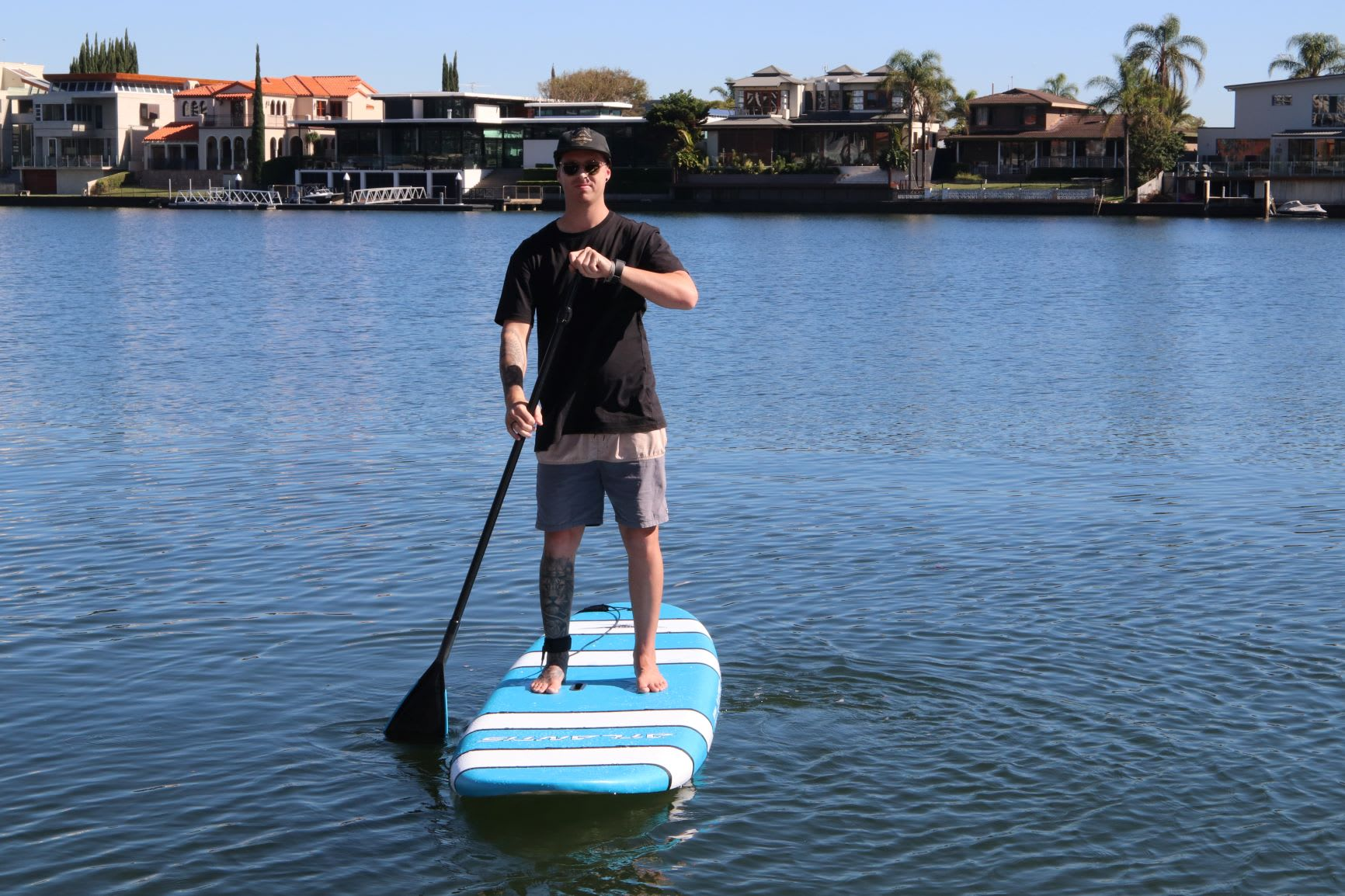 30 Minute Jet Ski Tour and 1 hour Stand Up Paddleboard hire, For 2 - Gold Coast - EOFY SPECIAL!