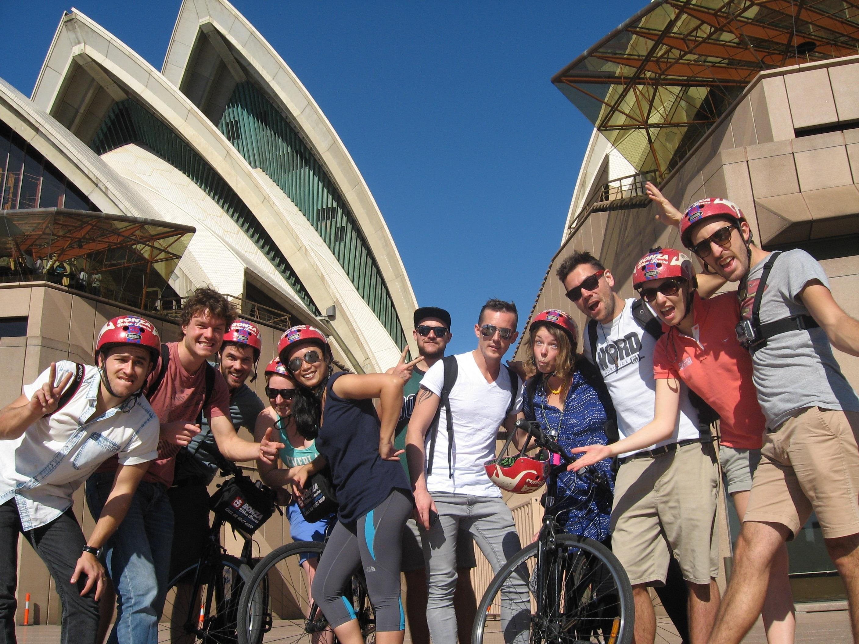 Best of Sydney Highlights Bike Tour
