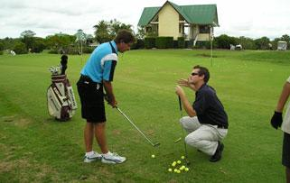 3 Golf Lessons with a PGA Professional, Gold Coast