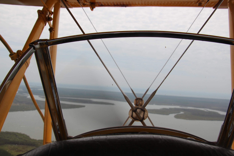 Tiger Moth Joy Flight - 60 Minutes, Brisbane