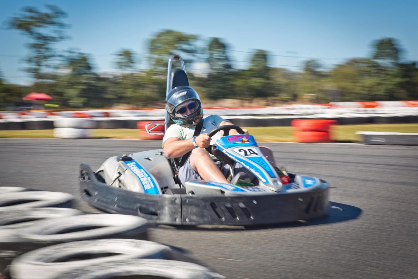 Go Kart Racing, 2 Sessions - Kingston Park Raceway, Brisbane