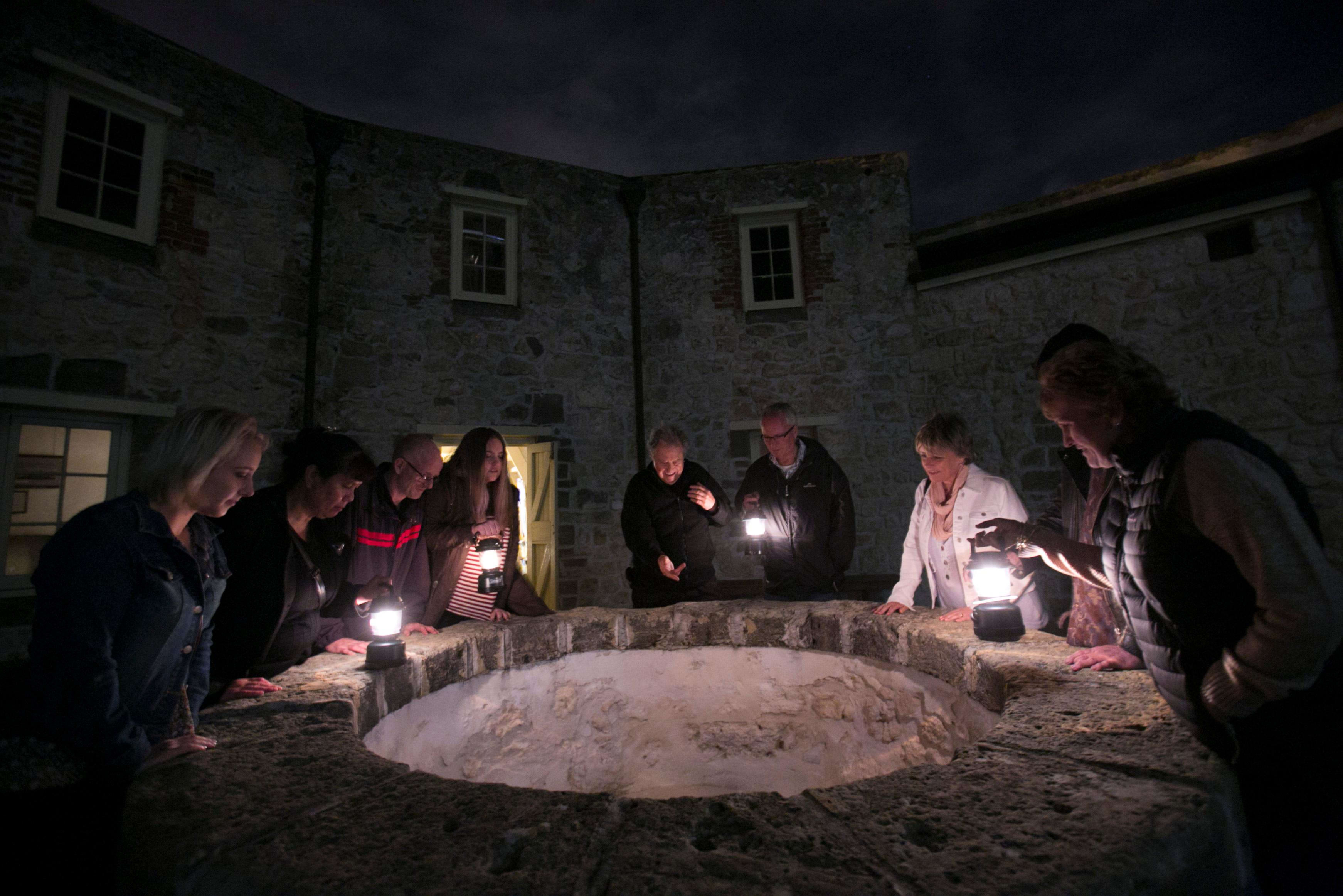 Fremantle Ghostly Tour with Dinner - For 2