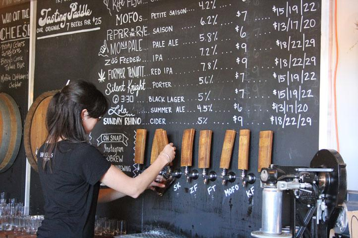Northern Exposure Craft Brewery Tour with Lunch, Sydney - Full Day