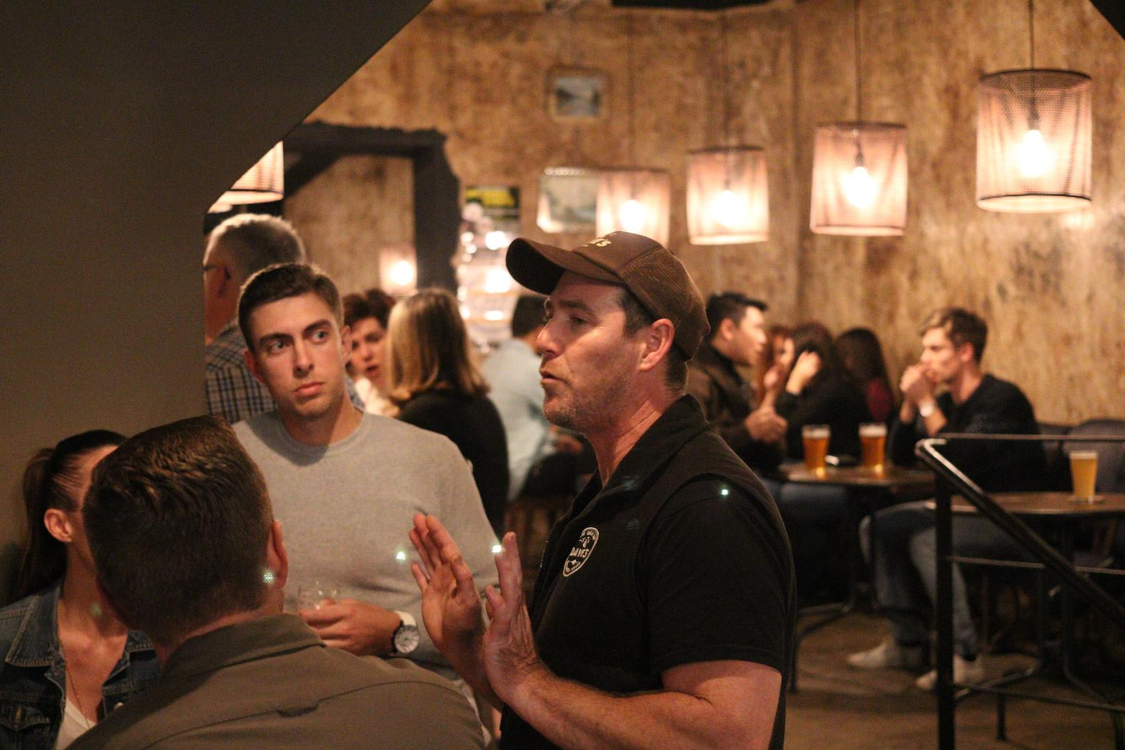 Evening Brewery Tour with Pub Dinner Voucher, Sydney