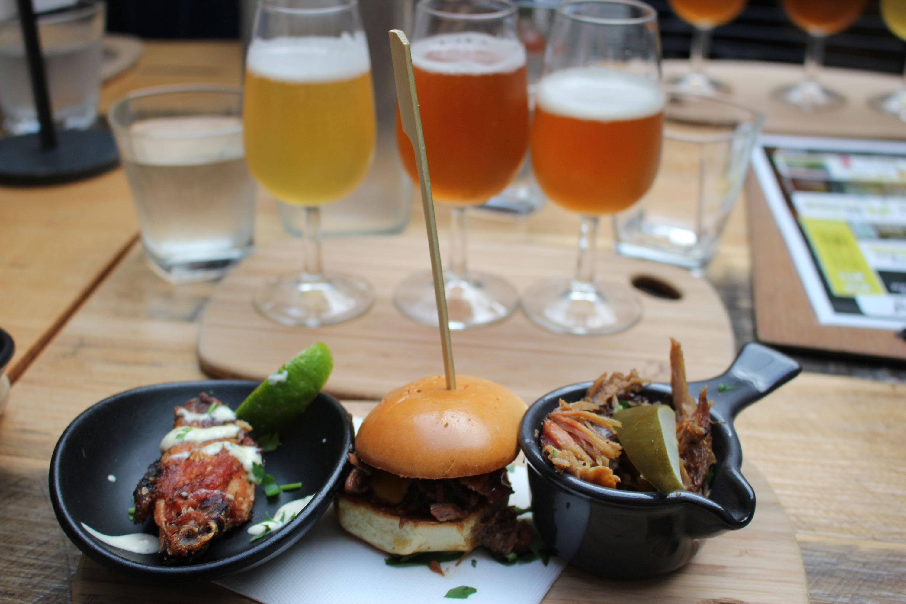 Newcastle Bar Crawl - Beer Tastings and Gourmet Food Pairings