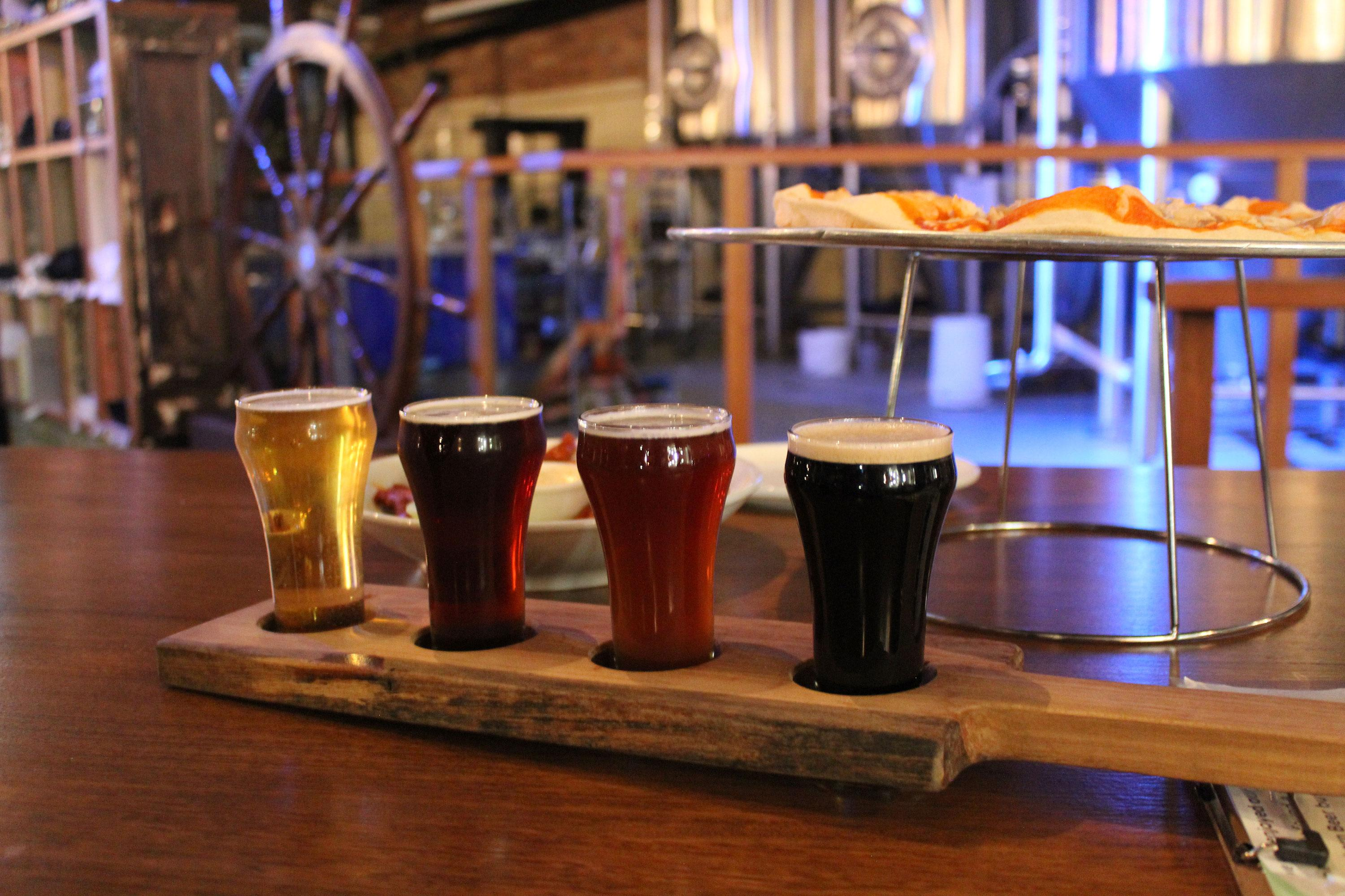 Hunter Valley Craft Beer Tour with Lunch and Tastings