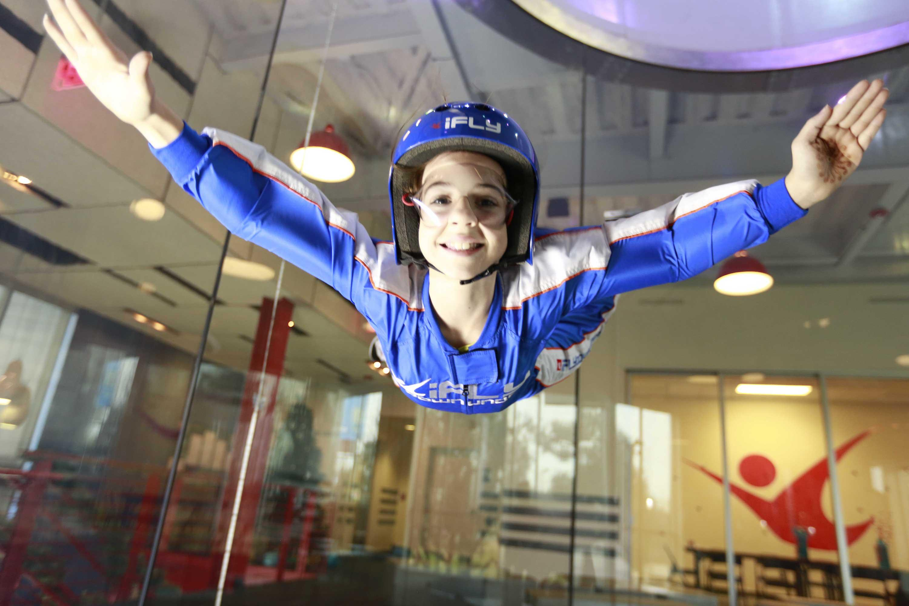 Gold Coast Jet Ski Safari Plus Indoor Skydiving