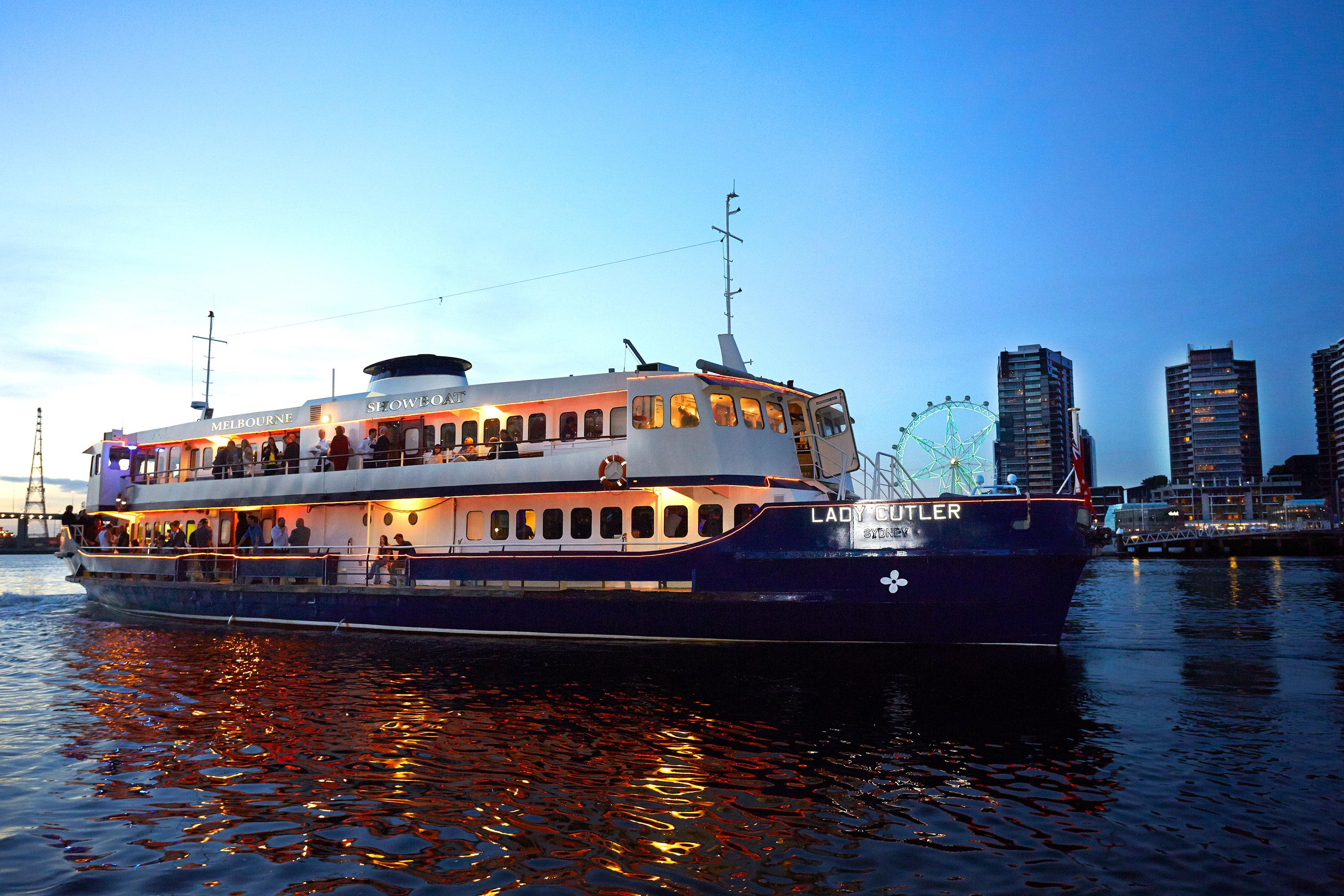 Retro Party Cruise, Yarra River - 3.5 Hours