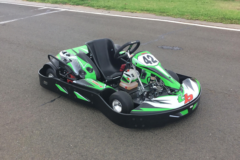 Junior Outdoor Karting, Picton - 2 x 10 Minute Intervals