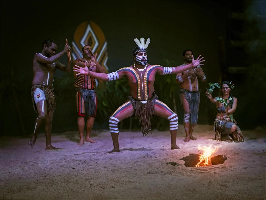Night Fire by Tjapukai, Cairns - Child