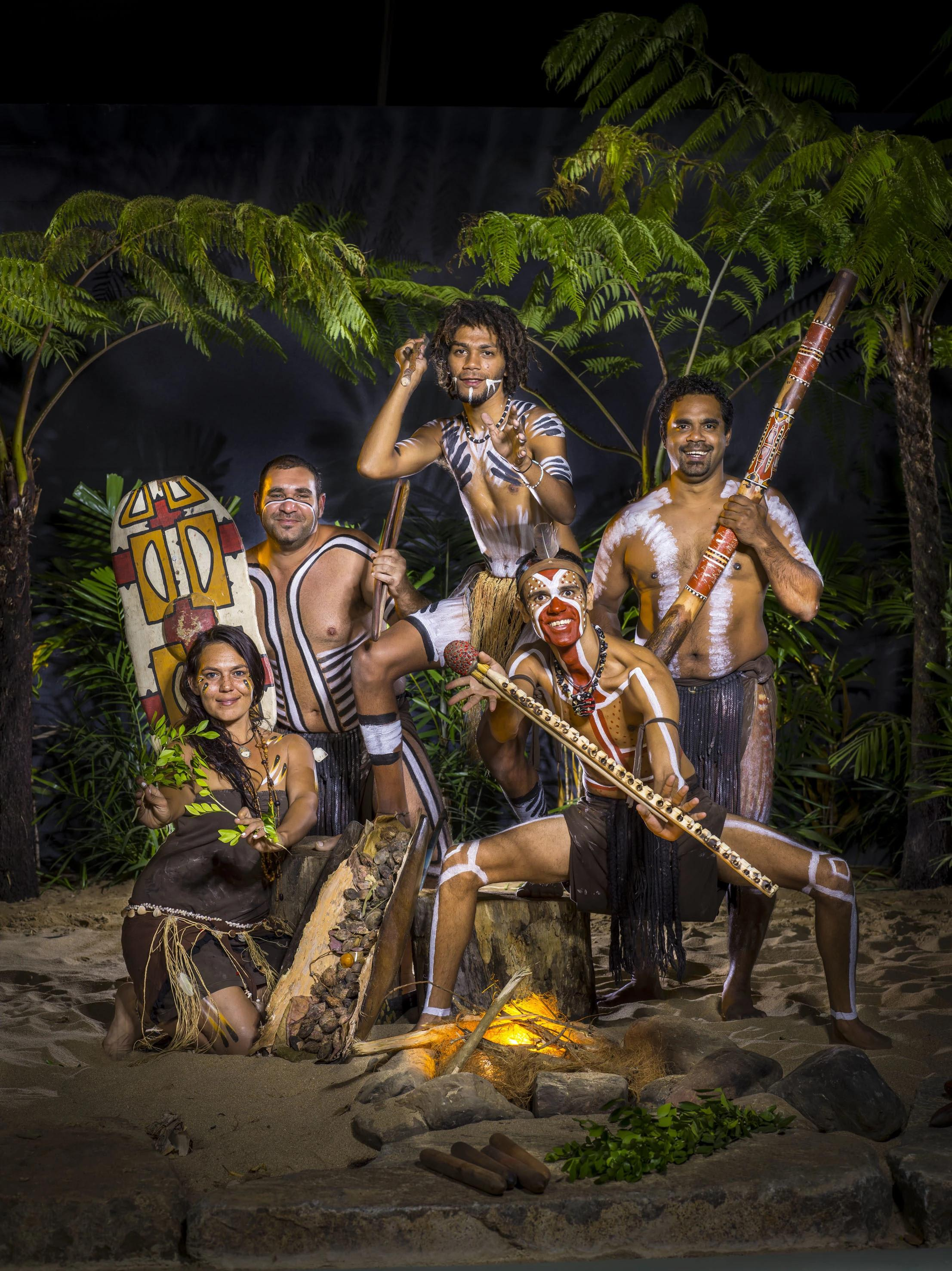 Night Fire by Tjapukai, Cairns - Family