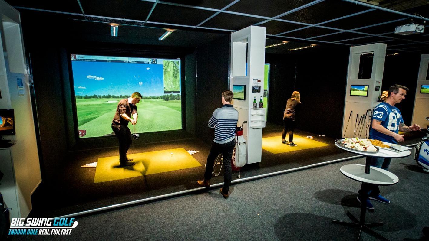 Realistic Golf Simulator, Sydney - 3 Hours