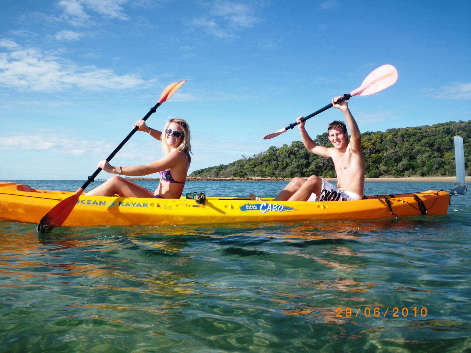 Middle Island Day Trip with Kayaking, Snorkelling and More, Whitsunday Islands
