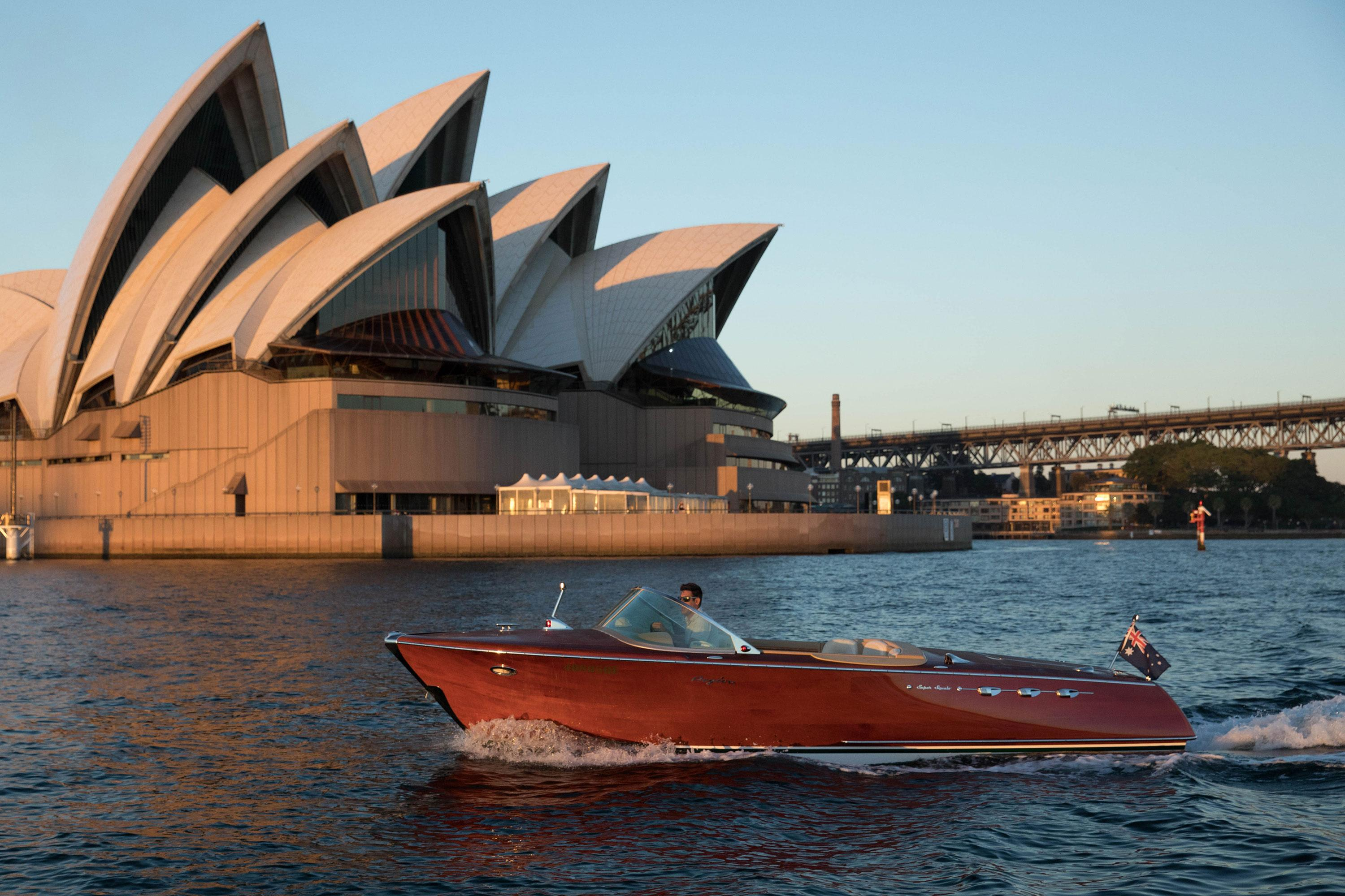 Sydney Harbour Private Luxury Cruise, 2 Hours - For 4
