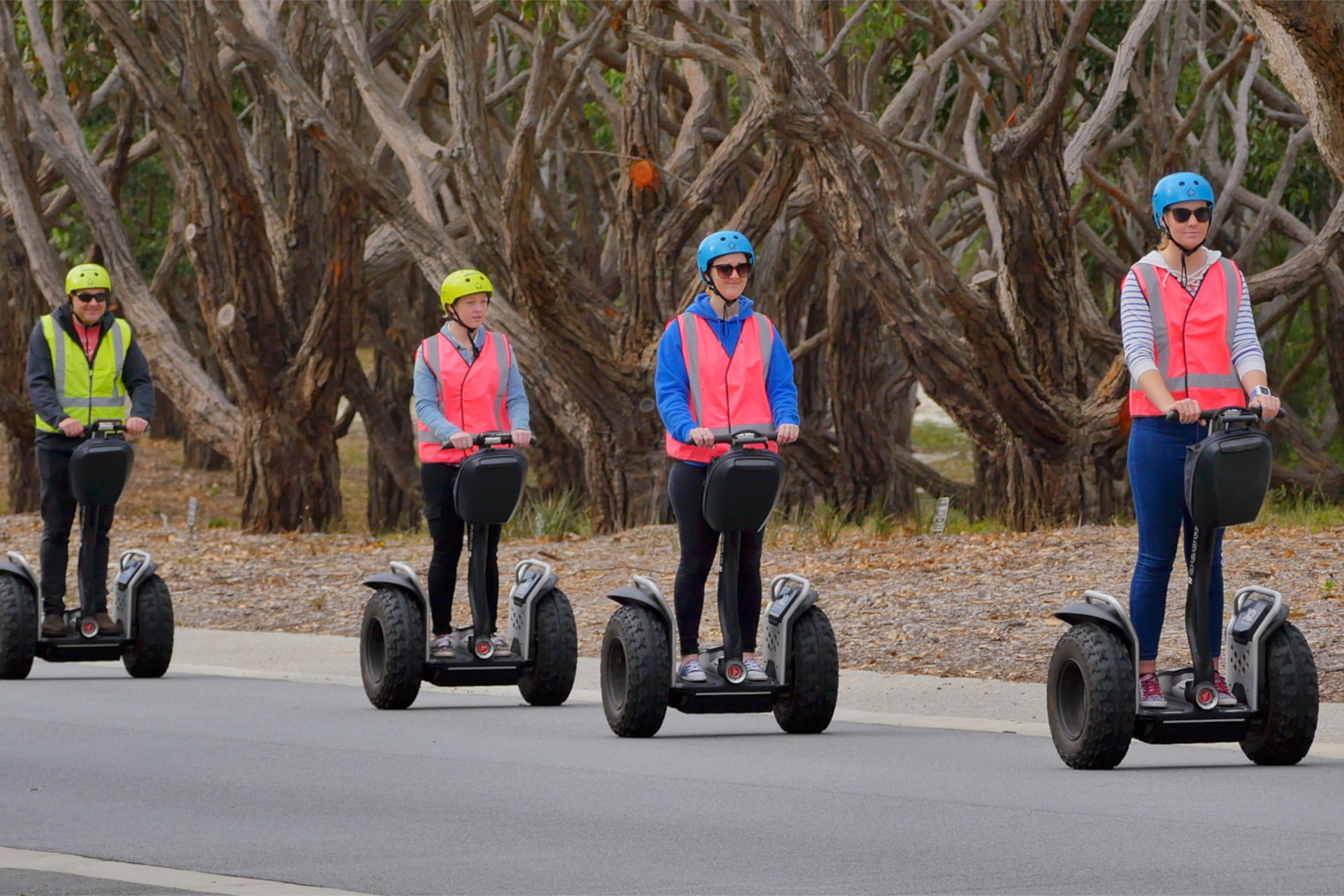 Albany Heritage Park Segway Tour - 60 Minutes