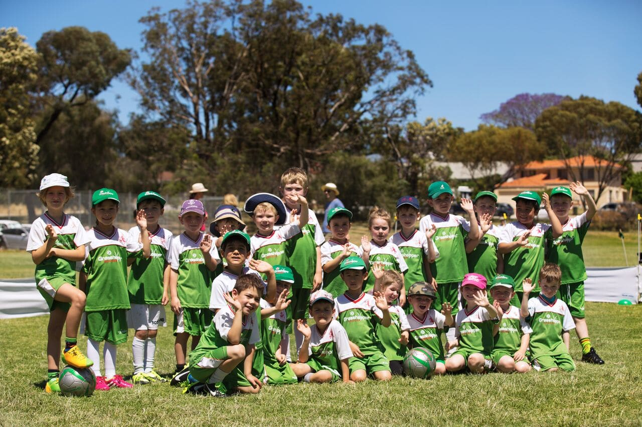 Kid's Soccer Training - Two Sessions for One Child (70+ locations across Queensland)