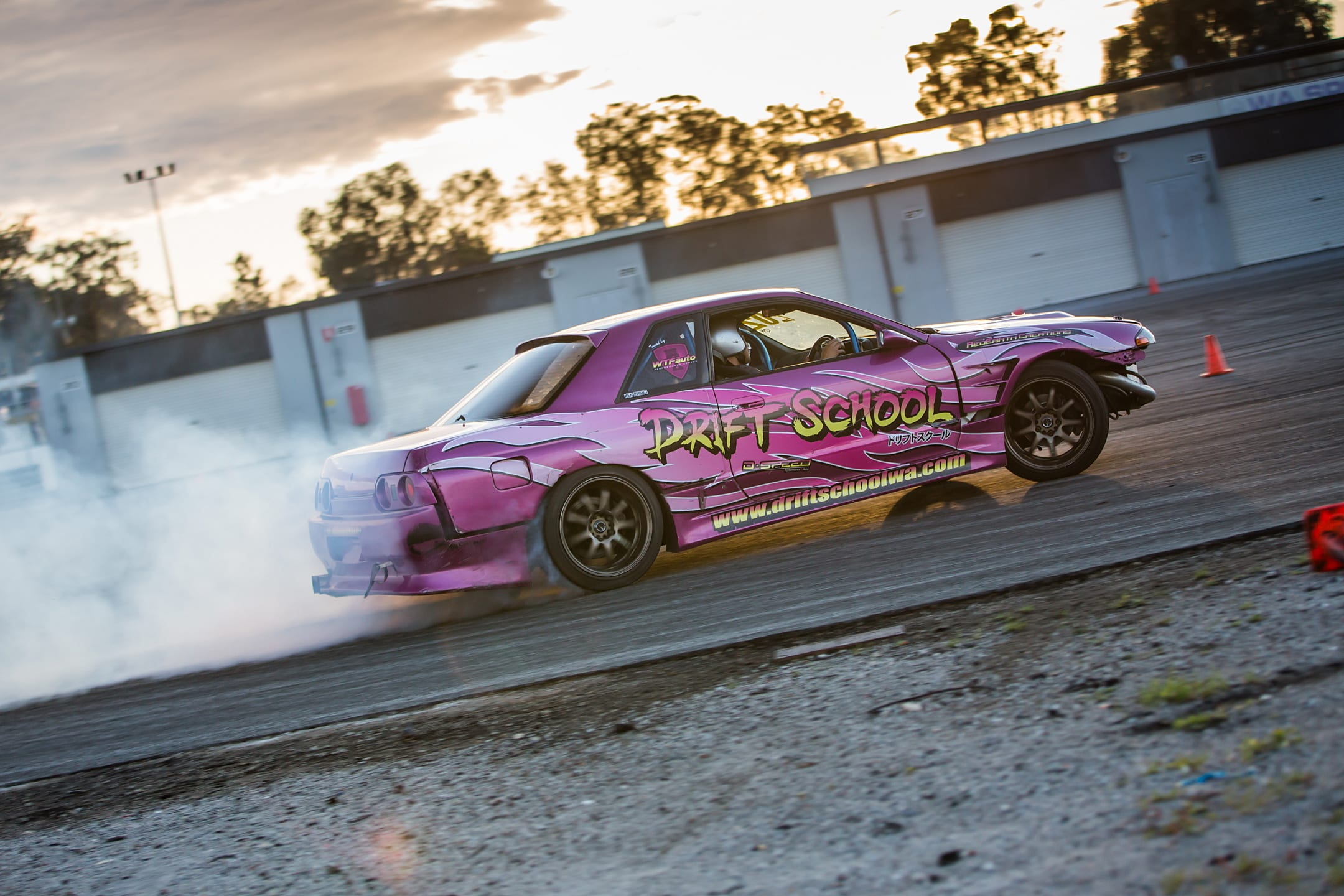 Drifting, 10 Lap Drive AND 2 Hot Laps - Perth