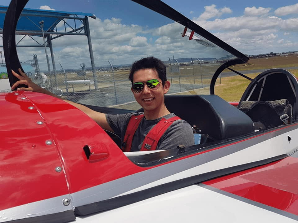 Aerobatic Trial Introductory Flight - 30 minutes