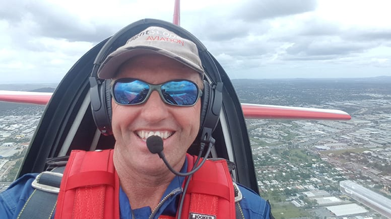 Aerobatic Trial Introductory Flight, 30 minutes - Brisbane