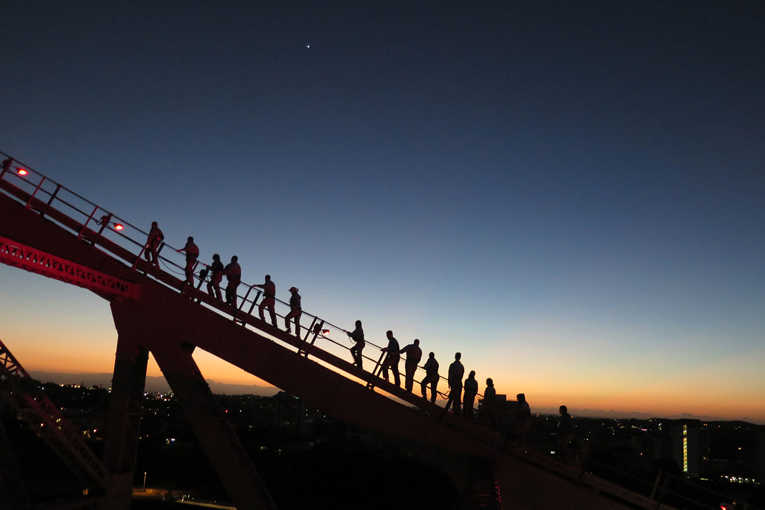 Story Bridge Adventure Climb, Dawn Climb - Brisbane INCLUDES PHOTO
