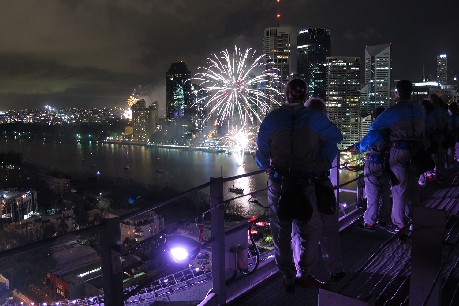Story Bridge Adventure Climb, Night Climb - Brisbane INCLUDES PHOTO - for 2