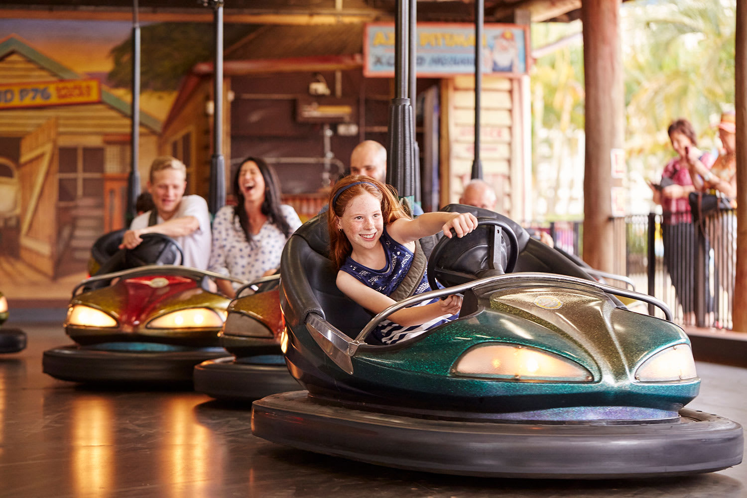 Aussie World Entry with Unlimited Rides