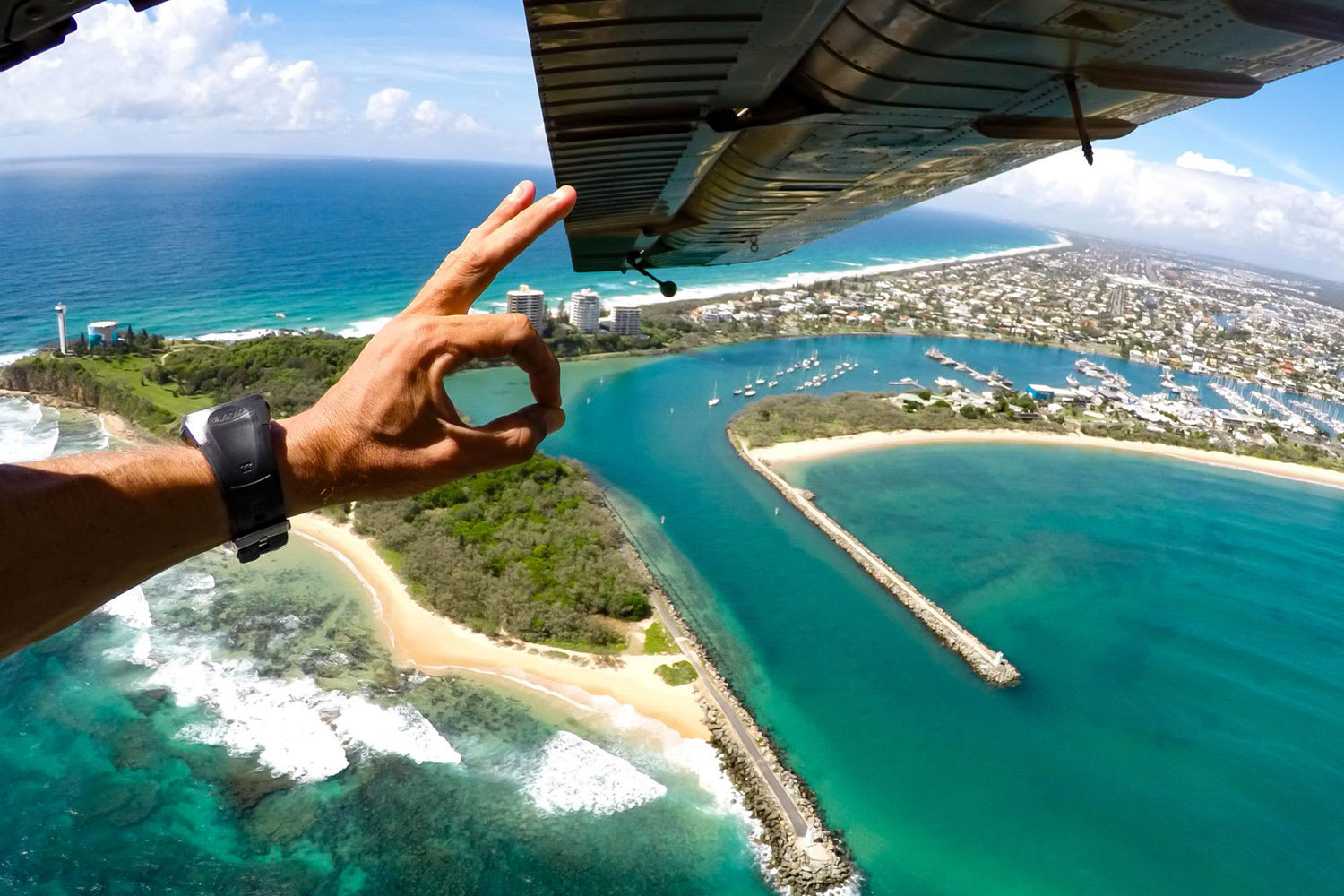 Maroochy River Seaplane Adventure Flight, For 2 - Maroochydore, Sunshine Coast