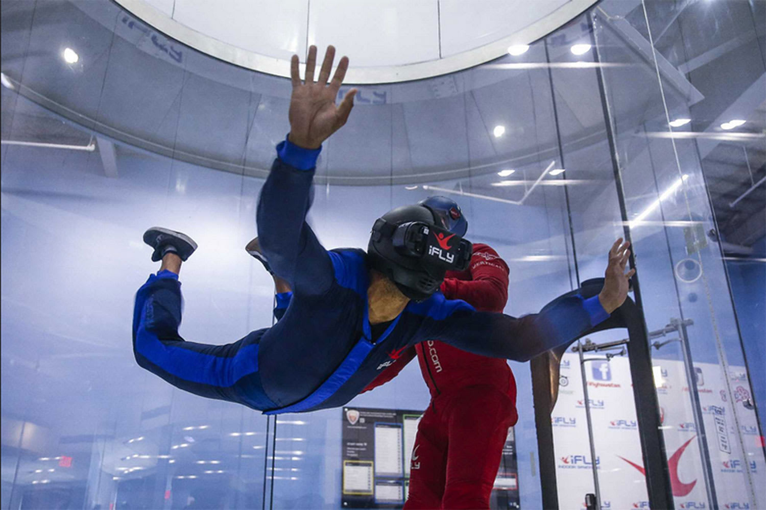 Virtual Reality Indoor Skydive - 3 Flights - Melbourne - Weekend