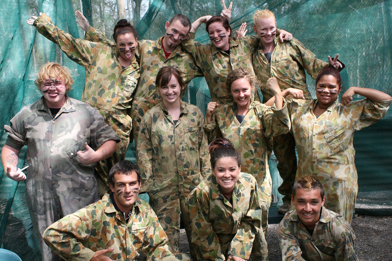 Paintball  Experience, Sunshine Coast