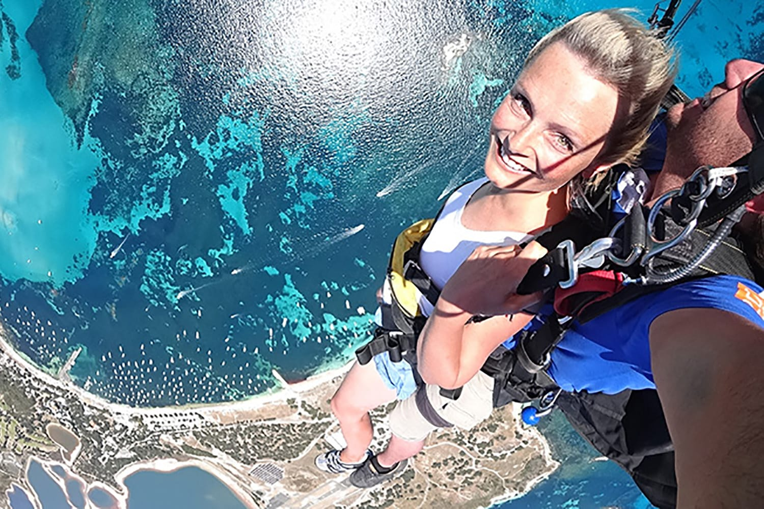 Tandem Skydive Over Rottnest Island, 10,000ft - Fremantle