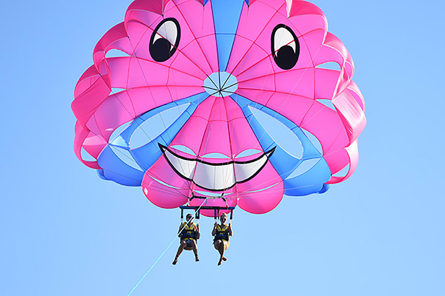 Gold Coast Parasail - For 2