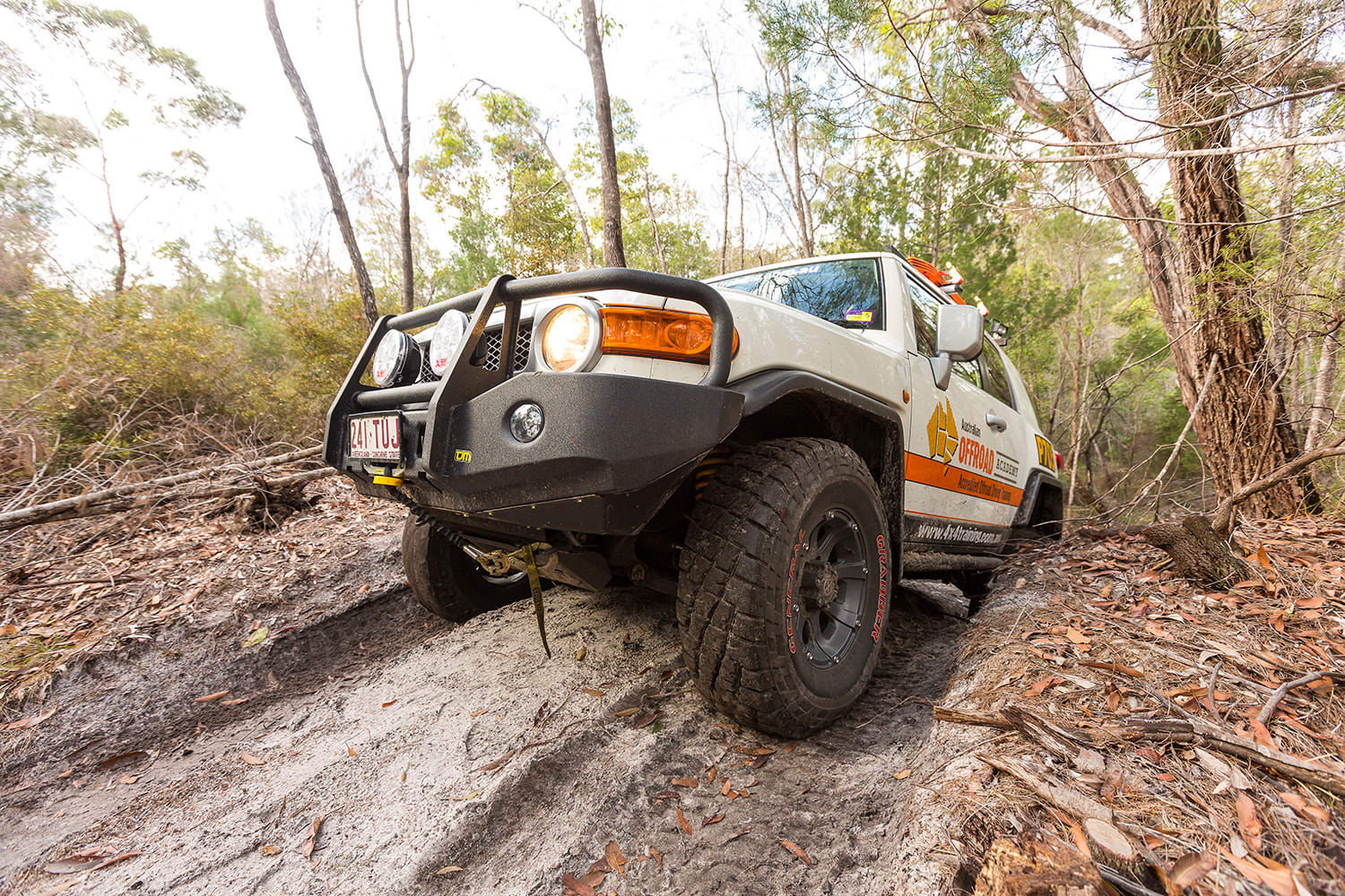 Girls Only 4WD Adventure For 2, 2 Nights - Fraser Island
