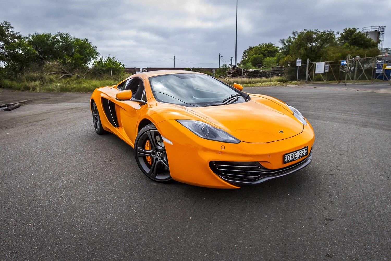 McLaren Supercar Joyride, Newcastle - 20 Minutes