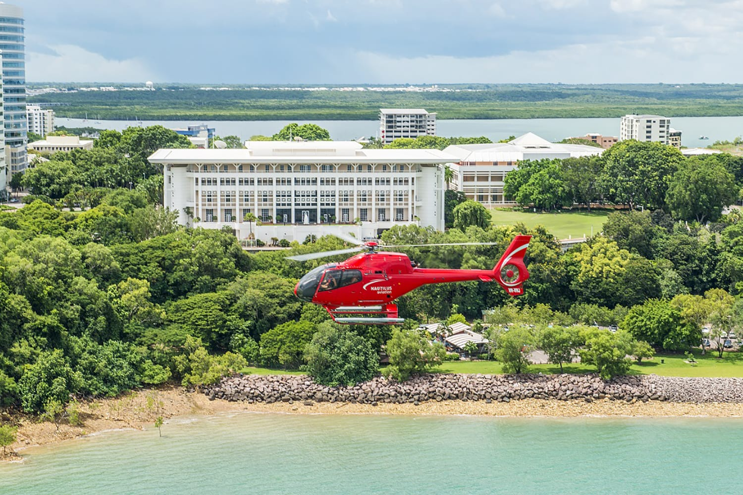 Scenic Darwin Helicopter Flight - 20 Minutes
