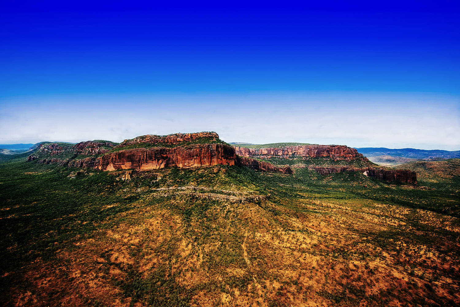 Aussie Outback Scenic Helicopter Flight with Lunch - Cairns