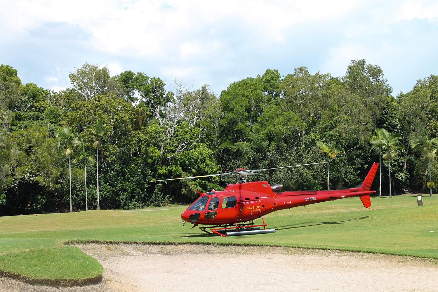 Deluxe Heli Golf Experience, 2 Courses - Cairns