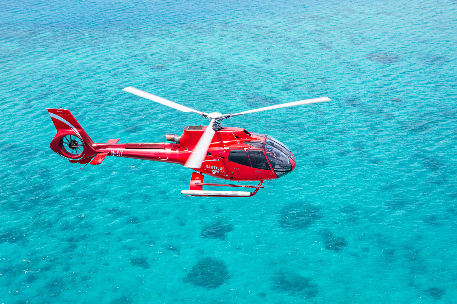 Scenic Helicopter Flight, 20 Minutes - Cairns