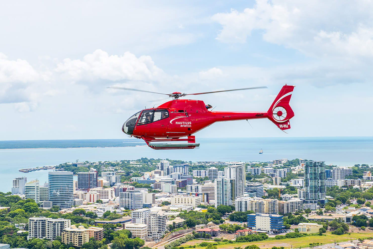 Scenic Helicopter Flight, 10 Minutes - Darwin
