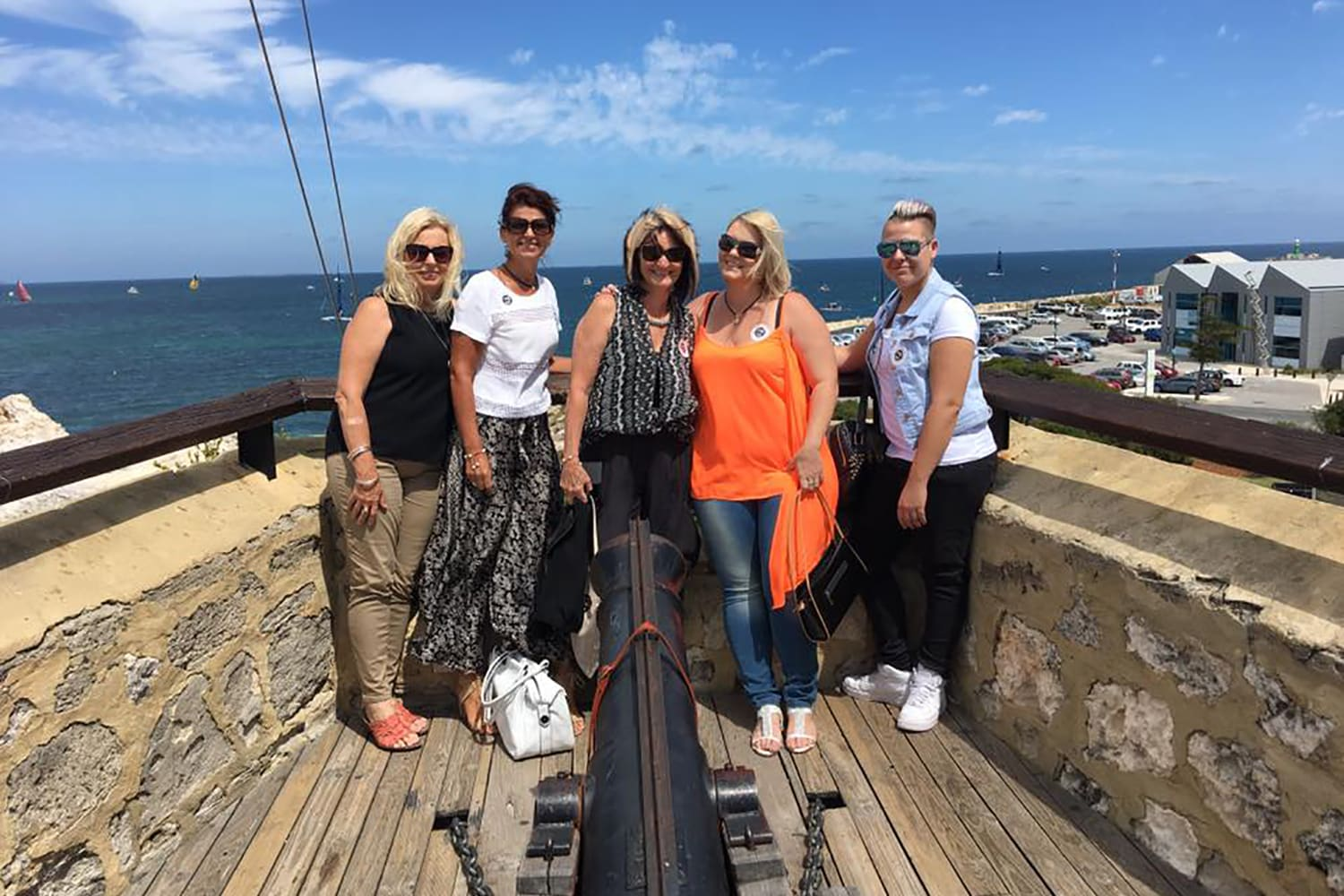 Fremantle Craft Beer Tour, Lunch and Cruise - Full Day - For 2