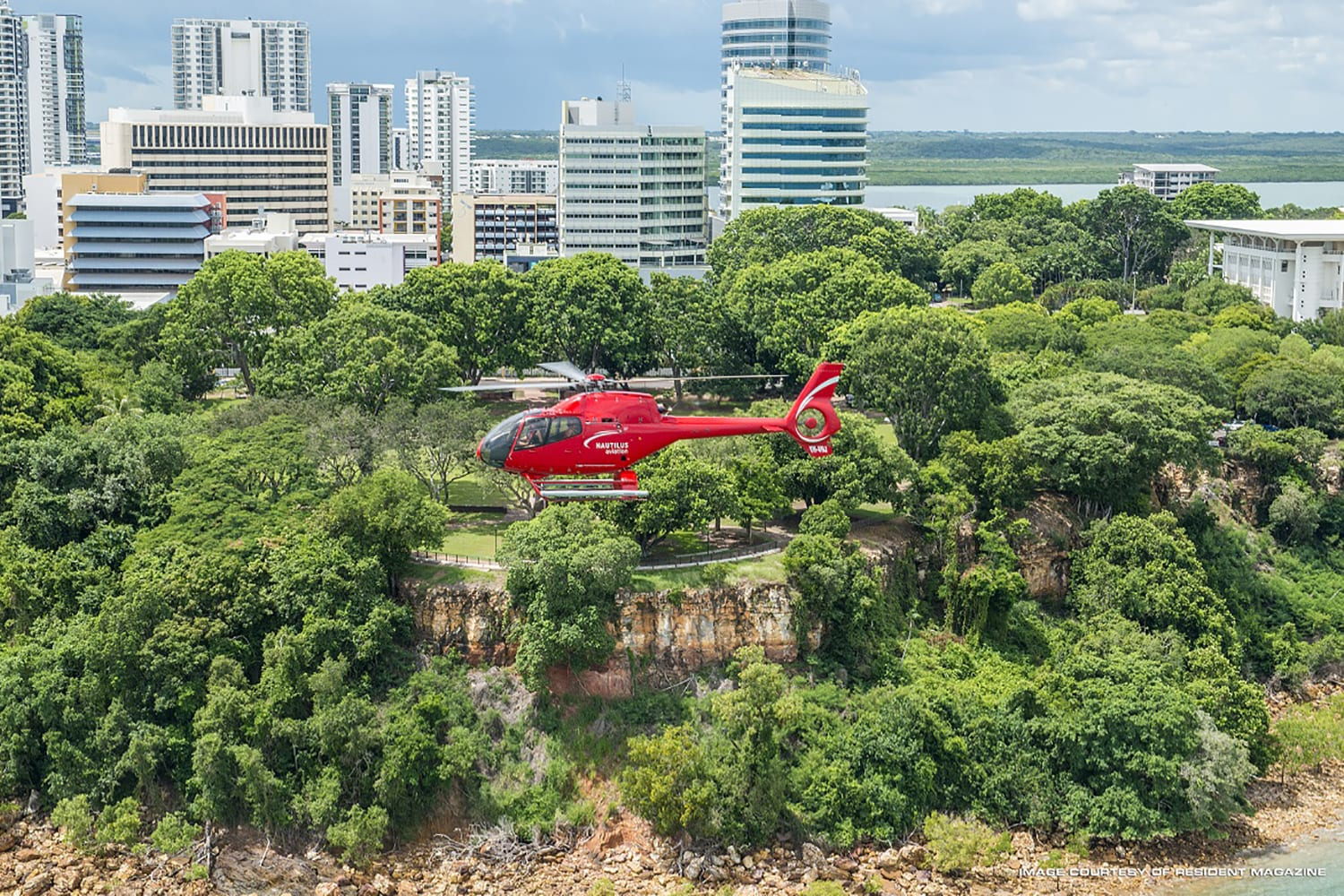 Scenic Helicopter Flight, 30 Minutes - Darwin