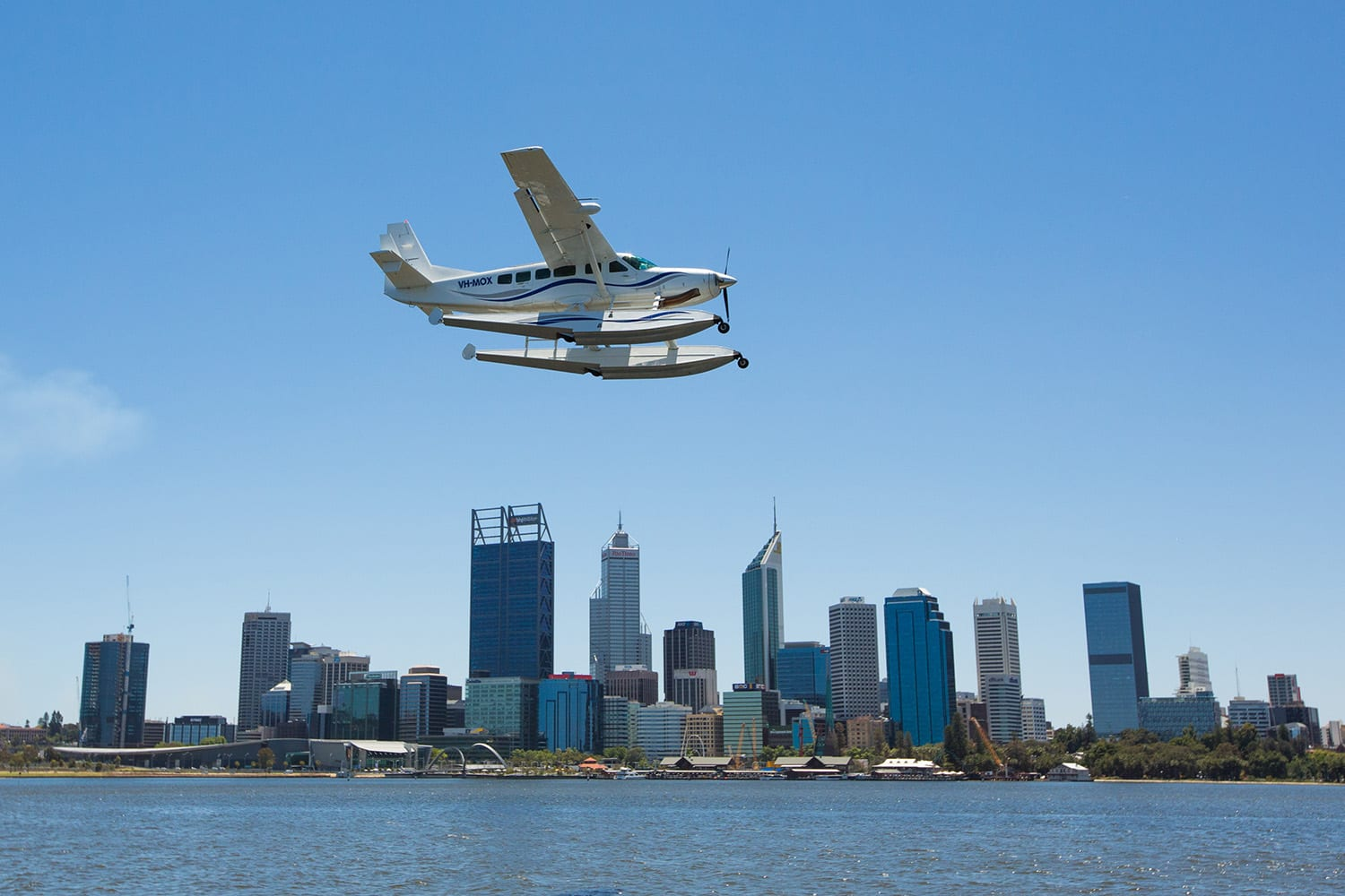 Seaplane Return Flight, Tour and Lunch - Rottnest Island