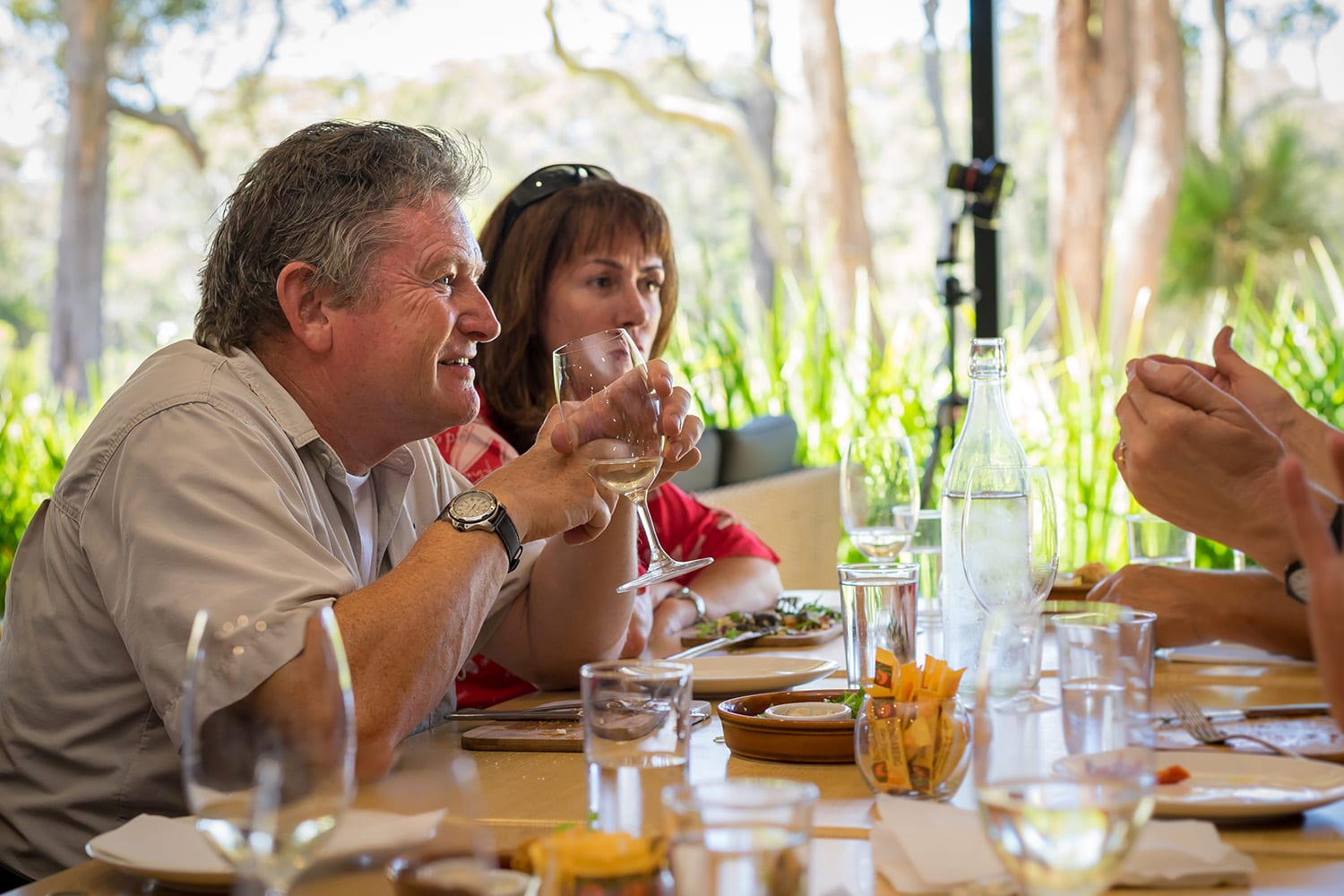 Seaplane Tour with Wine Tasting and Lunch - Swan River to Margaret River - For 2