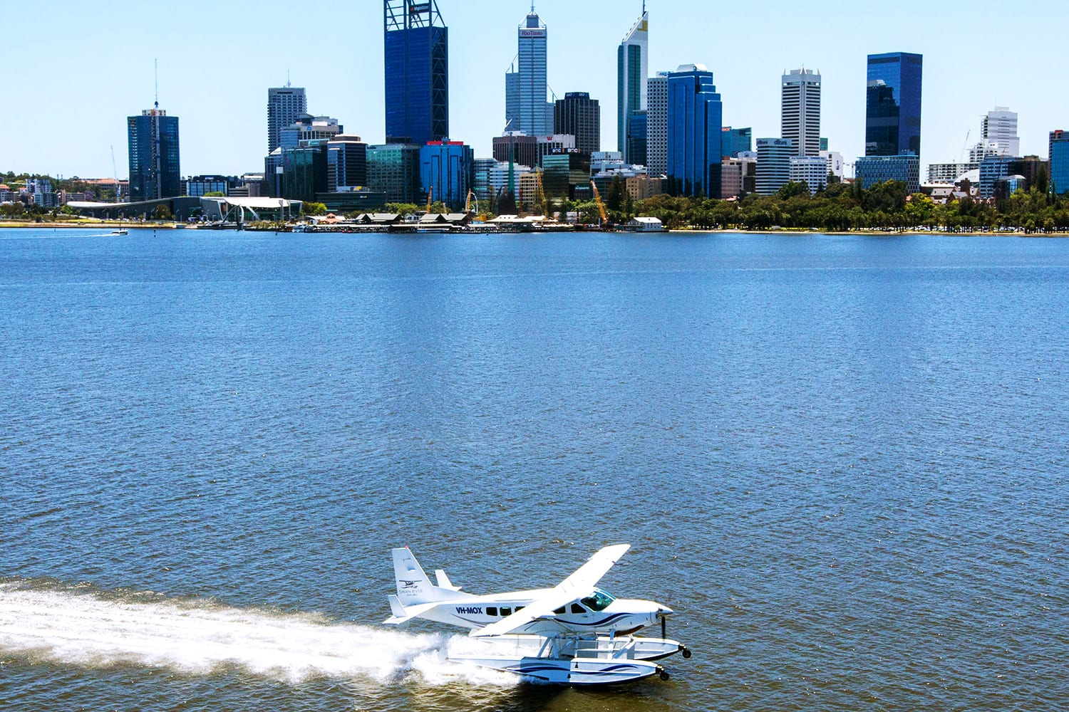 Seaplane Tour with Wine Tasting and Lunch - Swan River to Margaret River