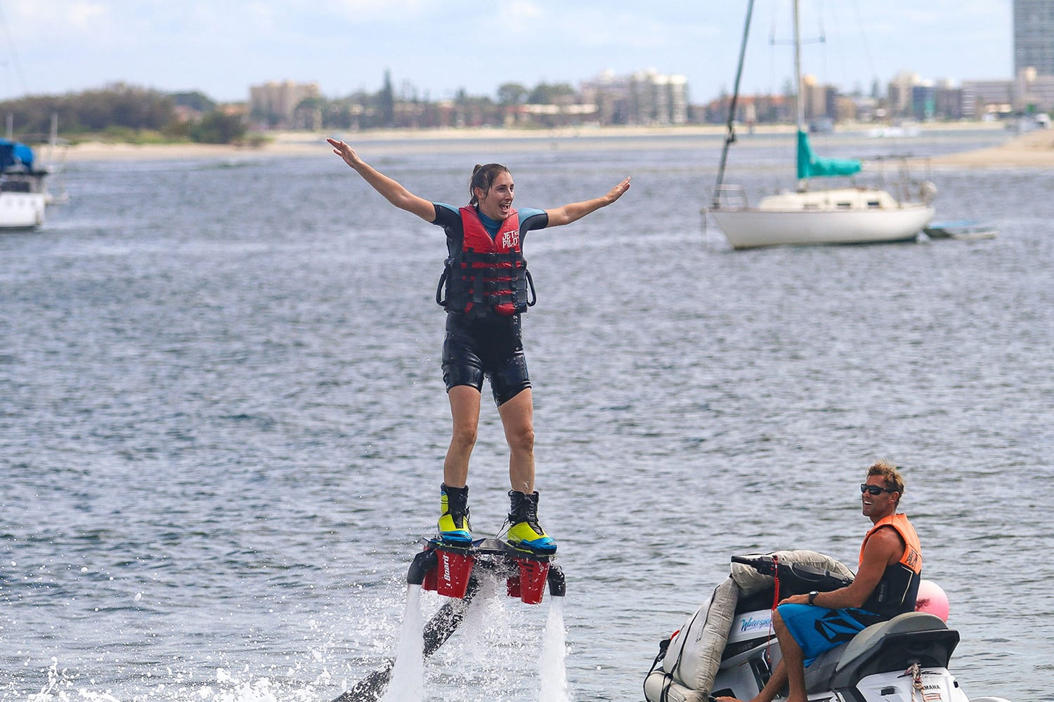 Flyboard Lesson, 5 Minutes - Gold Coast