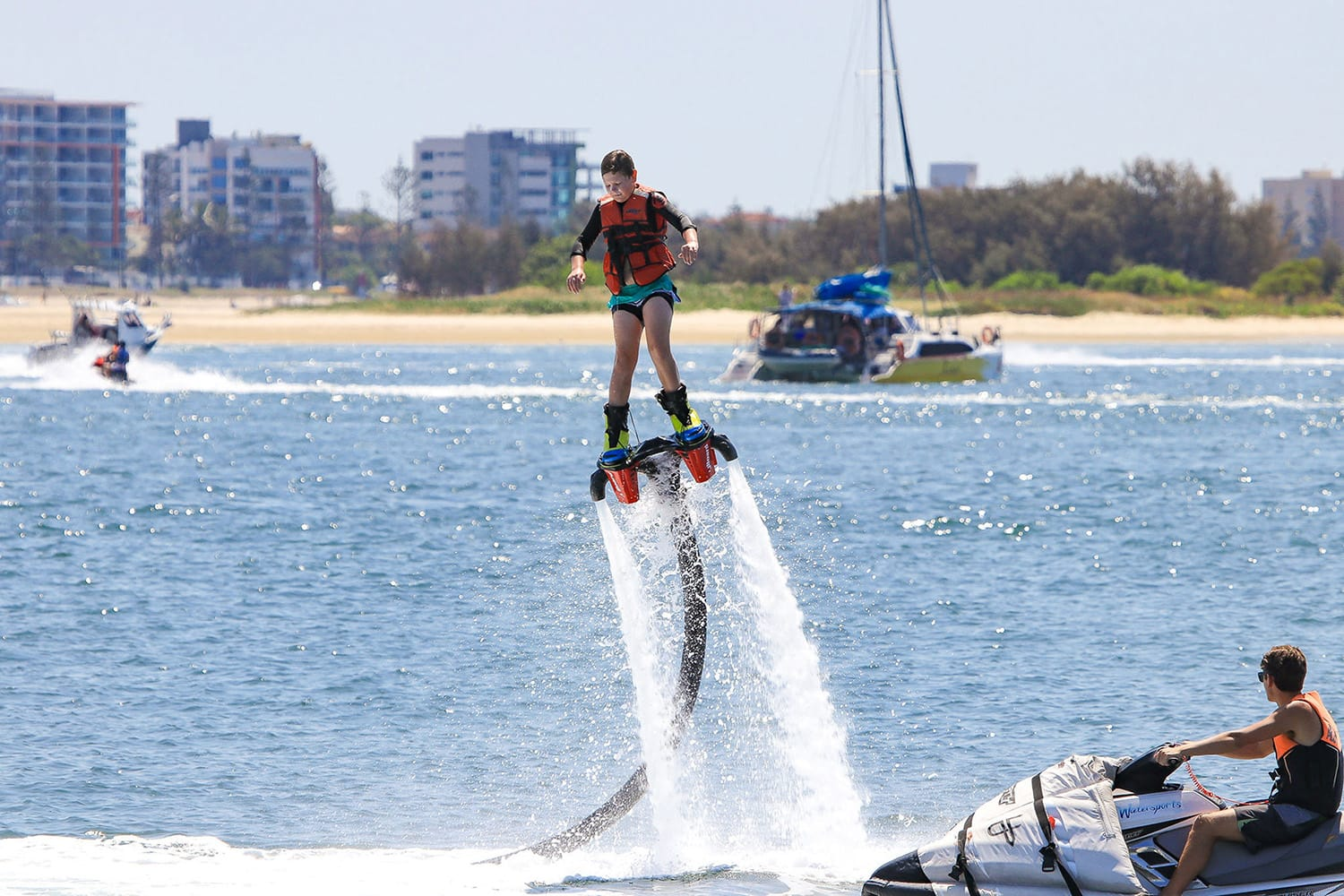 Flyboard Gold Coast, 10 Minutes