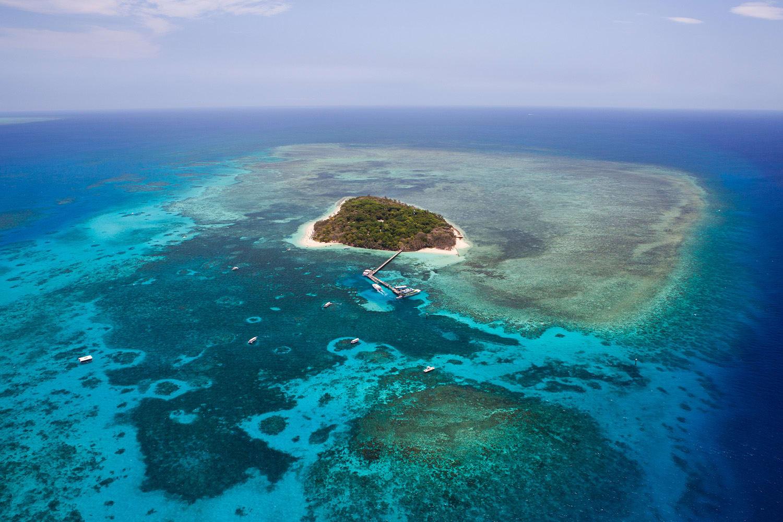 Hopper Scenic Flight, 40 Minutes - Great Barrier Reef, Cairns