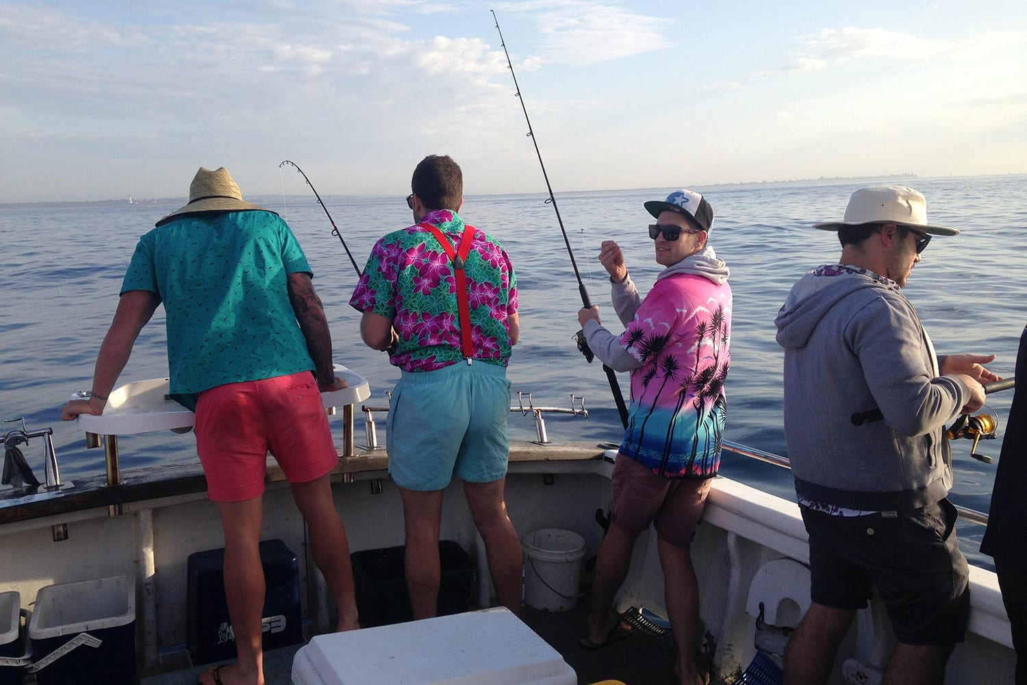 Sport Fishing Charter Trip, 8 Hours - Sorrento or Queenscliff