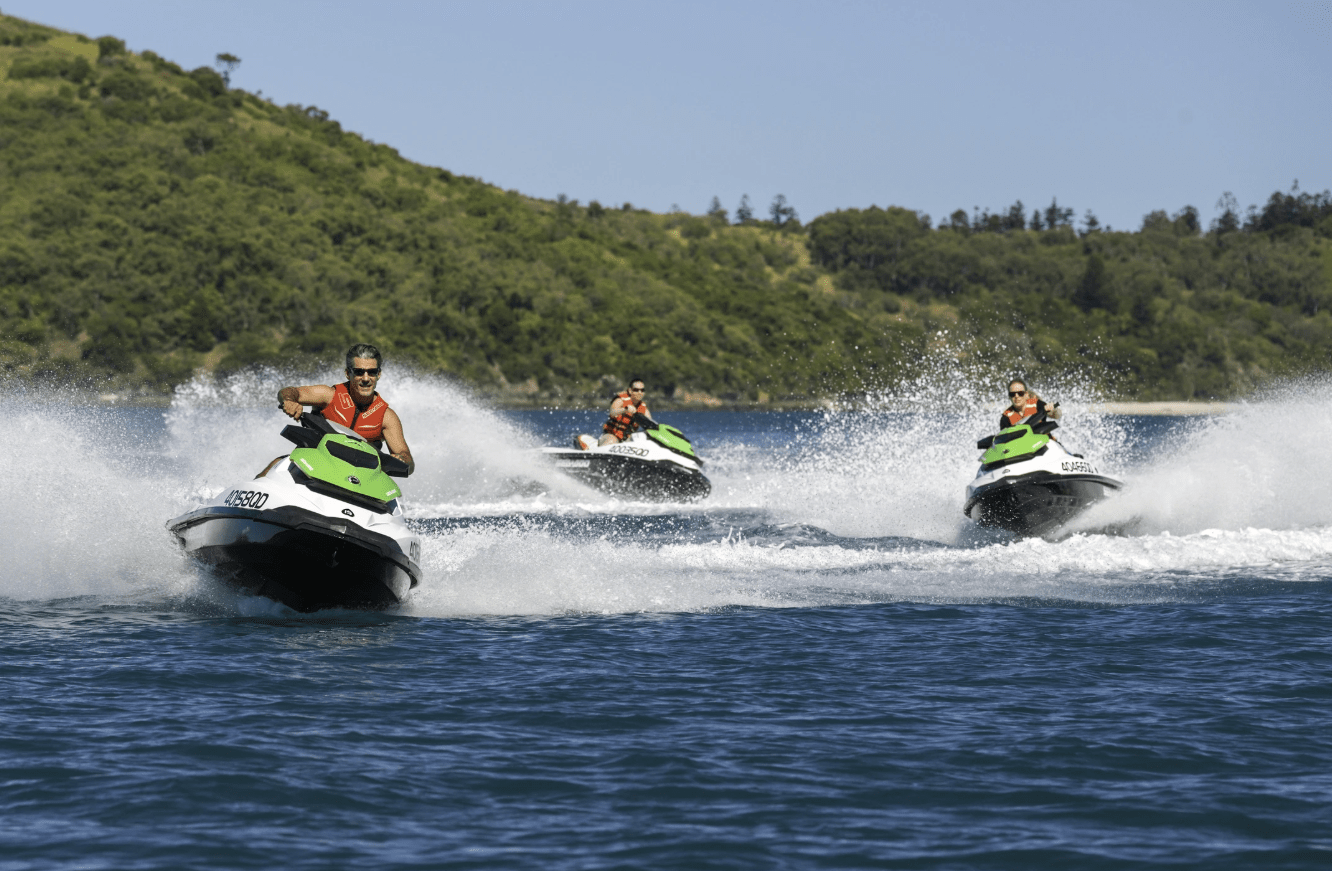 Whitsunday Islands Jet Ski Safari - 2 Hours