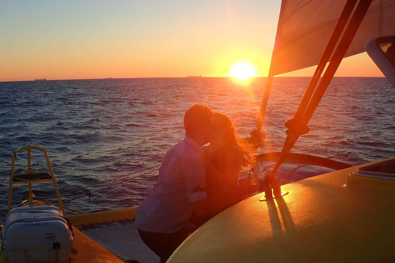 Rottnest Island Twilight Sail