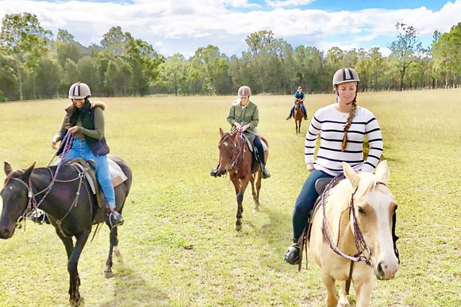 Horse Trail Ride For 2, 1 Hour - Brokenback Range, Hunter Valley